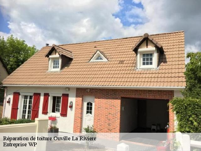 Couvreur en réparation de toiture Ouville La Riviere tel: 02.57.05.03.61