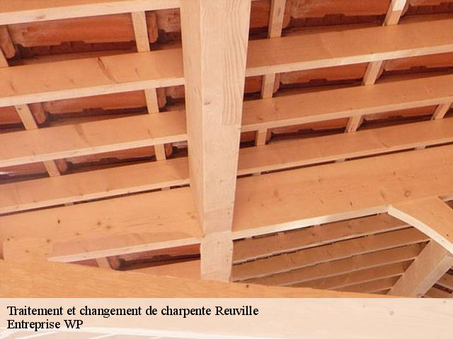 Traitement de charpente  reuville-76560